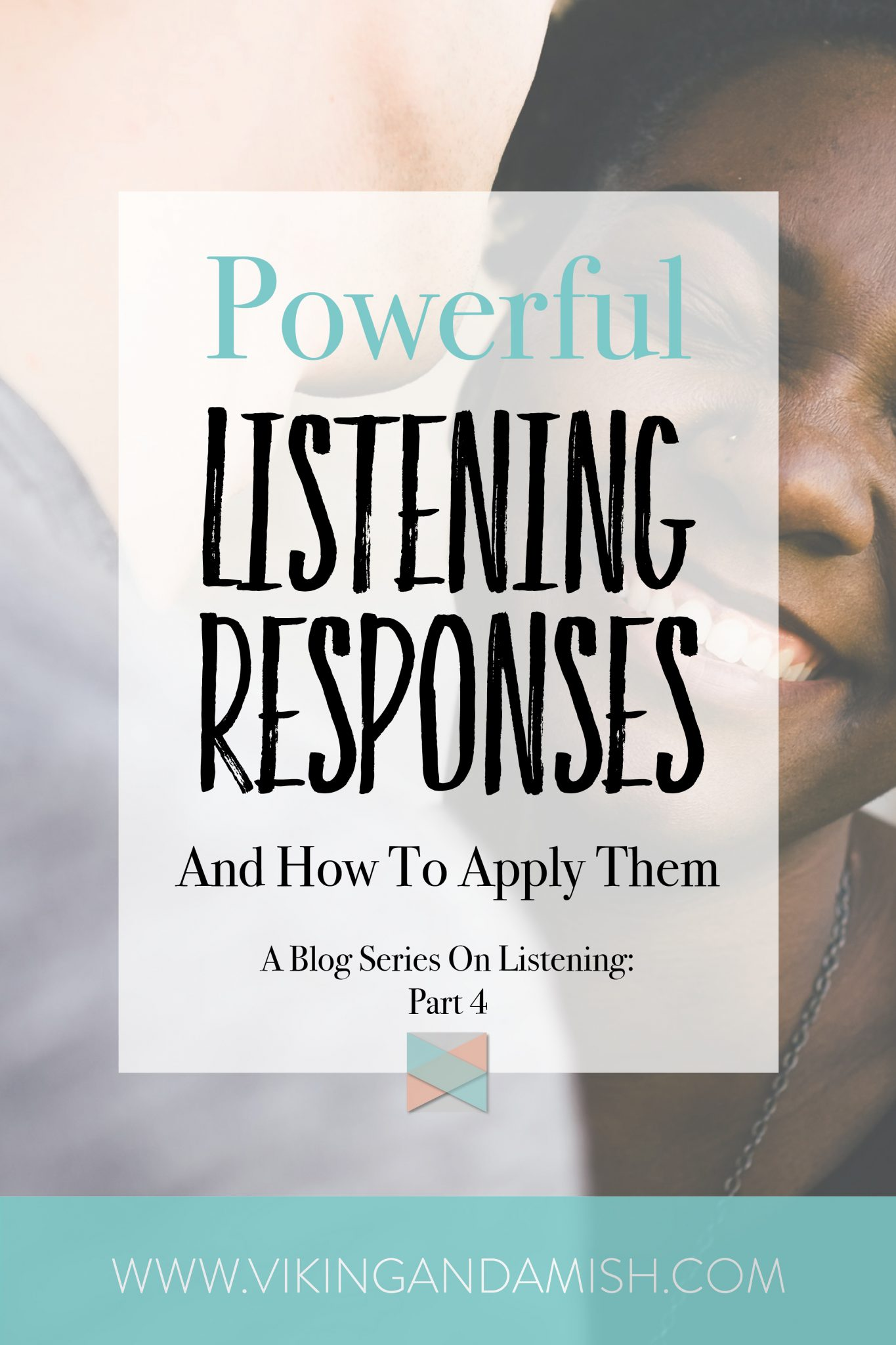 Good communication begins with listening, but listening is not always as easy as it seems. Learn how to use these powerful listening responses and become a better communicator.