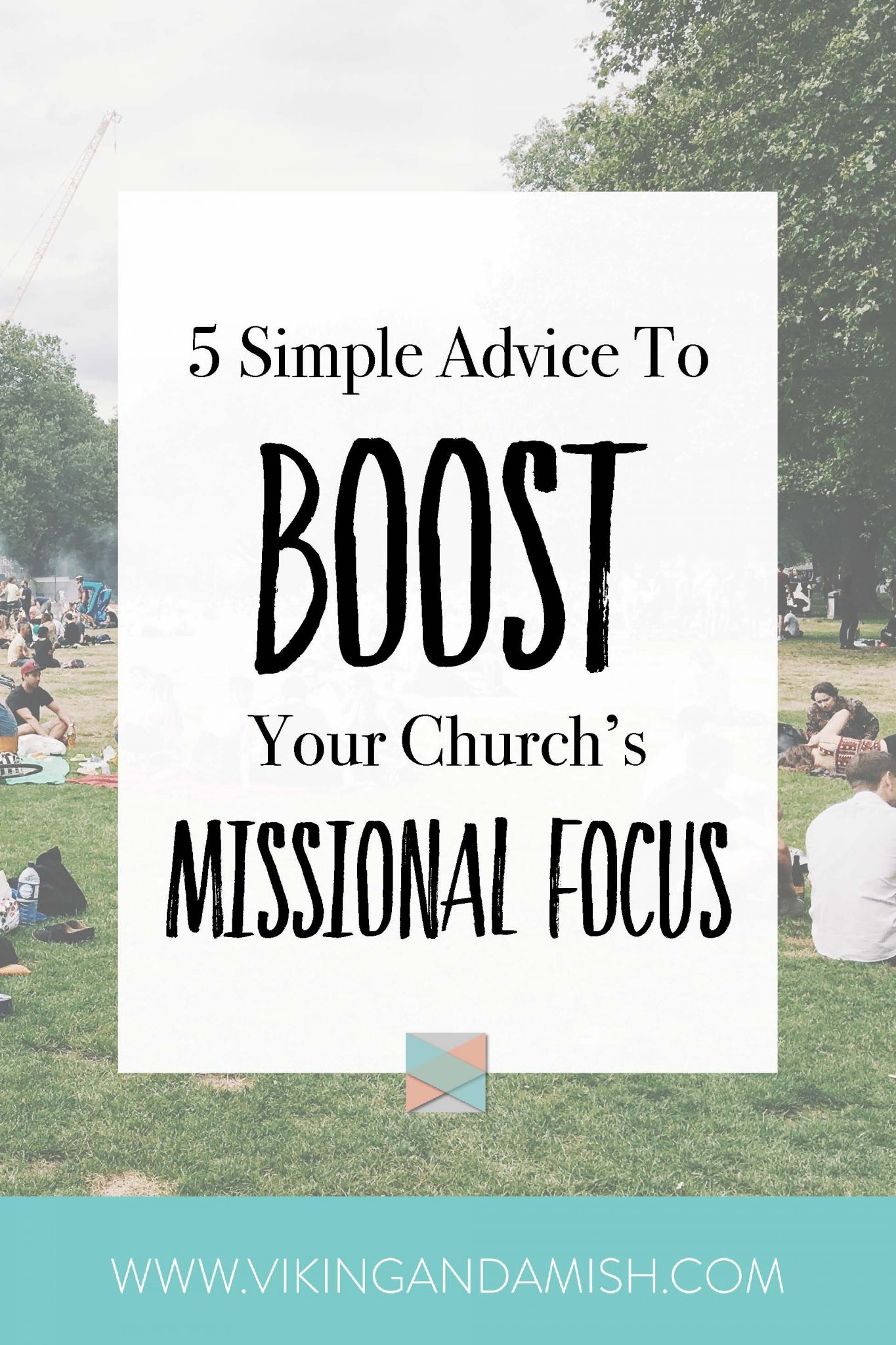 Boost Your Church's Missional Focus