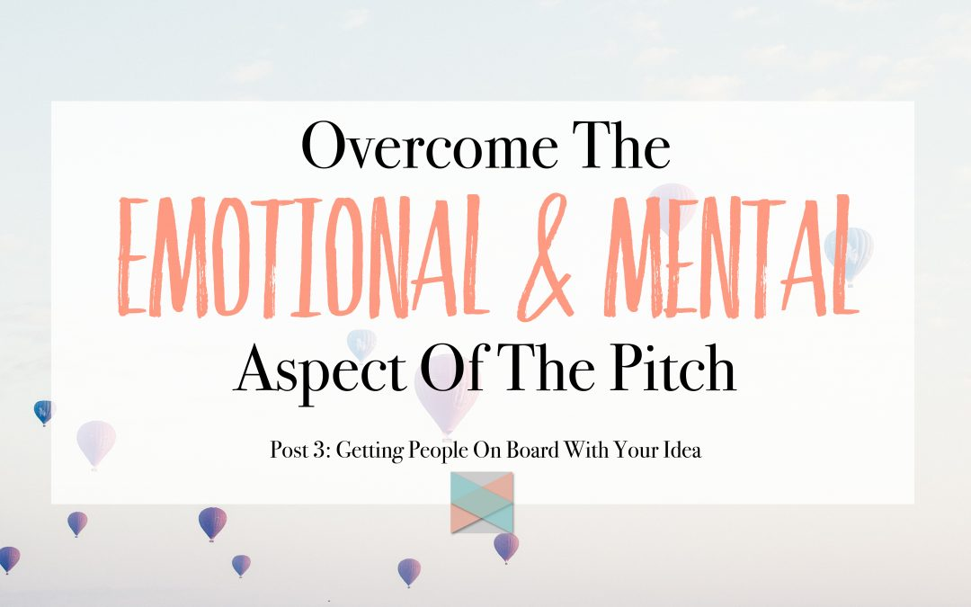 Overcome The Emotional And Mental Aspect Of The Pitch